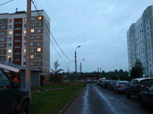 Смоляне жалуются на кромешную тьму в центре города