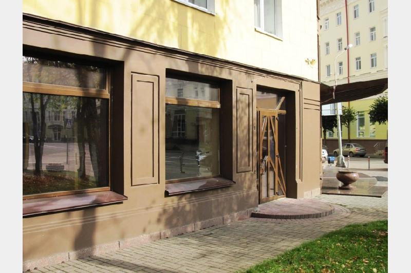 В Смоленске планируют сдать в аренду помещение бывшего «Французского кафе» за три миллиона рублей