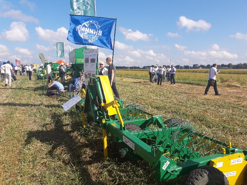 В Смоленской области готовится к открытию «Всероссийский День льняного поля-2018»