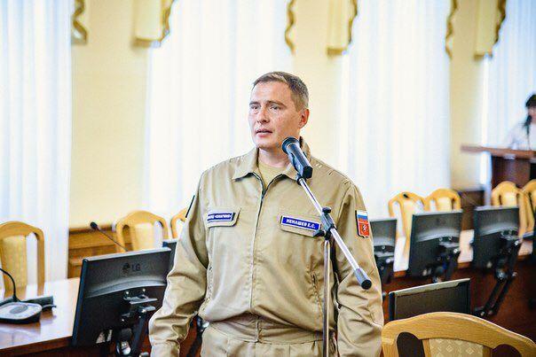В Смоленском кадетском корпусе сменился директор