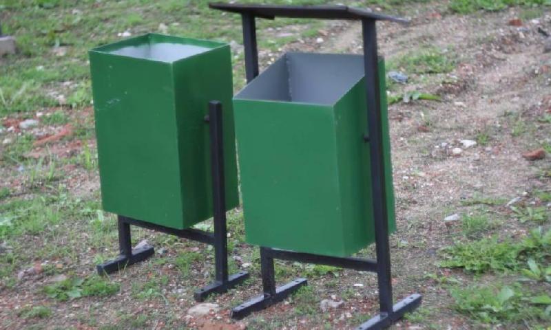 В Смоленске станет больше мусорных урн