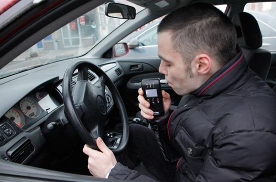 Степень опьянения смоленских водителей будут определять по-новому