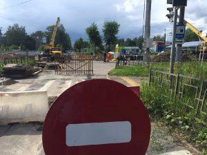 Трамваи по маршруту №1 не будут ходить в Смоленске до 12 июля