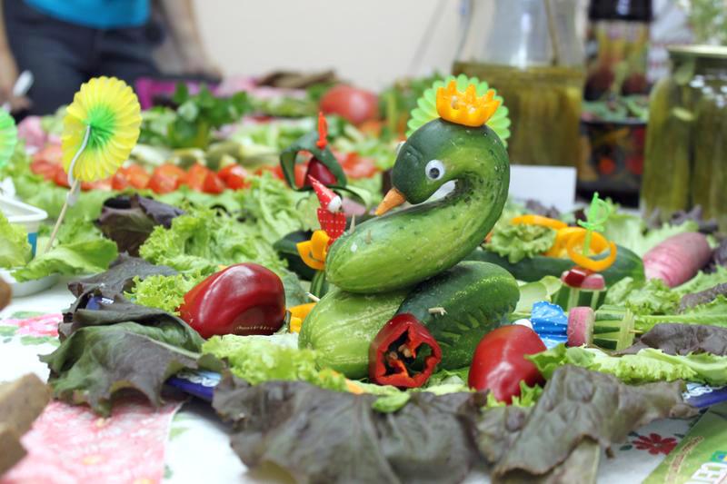 В Смоленской области пройдет праздник «Его Величество Огурец!»