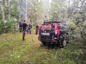 «Дождь, буреломы и болота». Волонтеры «Сальвара» рассказали о поиске пропавшего в лесу смолянина