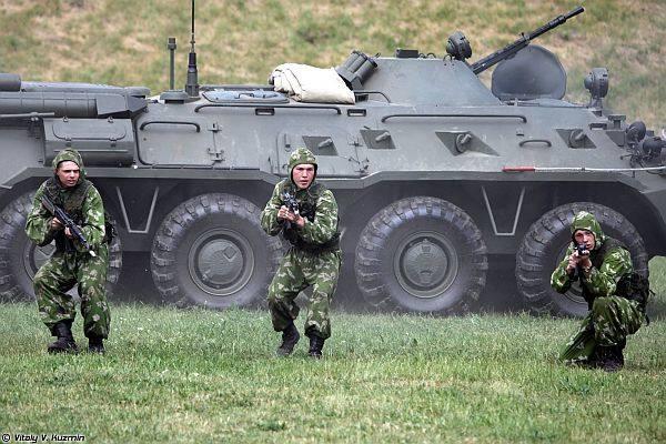 Владимир Путин дал новое название дивизии в Смоленской области