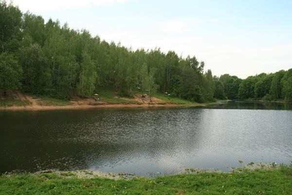 В Смоленске отремонтировали гидротехнические сооружения озера в Реадовском парке