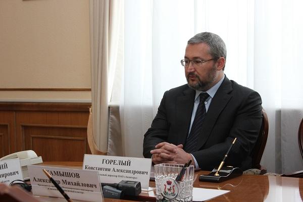 Президиум «Единой России» приостановил членство в партии Константина Горелого, в отношении которого возбудили уголовное дело