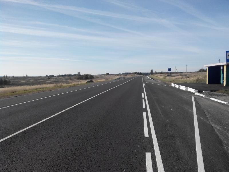 Трассу в Смоленской и Брянской областях планируют отремонтировать за 2,7 млрд рублей