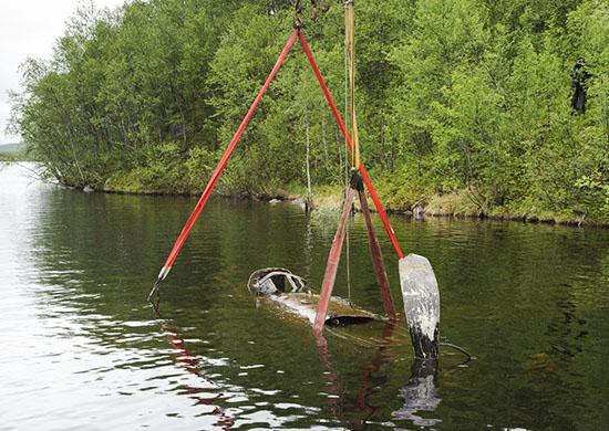 В Смоленской области установят памятники в местах, где были обнаружены самолеты «Ил-2» и «Як-1»