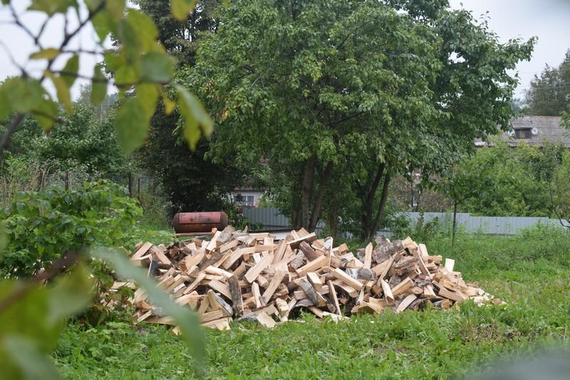 «Подари дрова». В Смоленской области проходит благотворительная акция