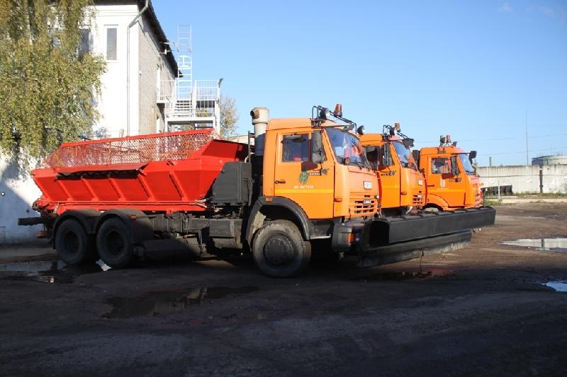 Стал известен график уборки улиц в Смоленске