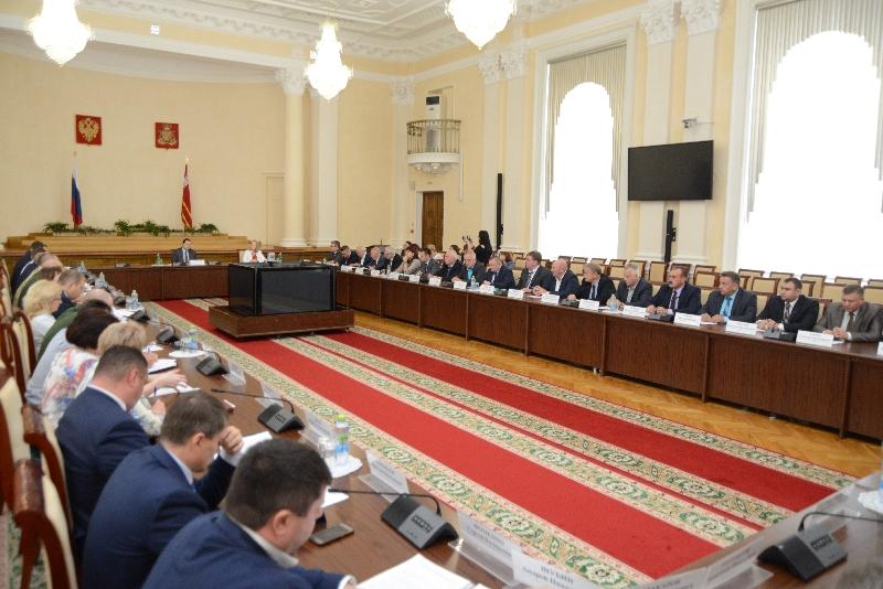 В администрации Смоленской области обсудили подготовку к выборам