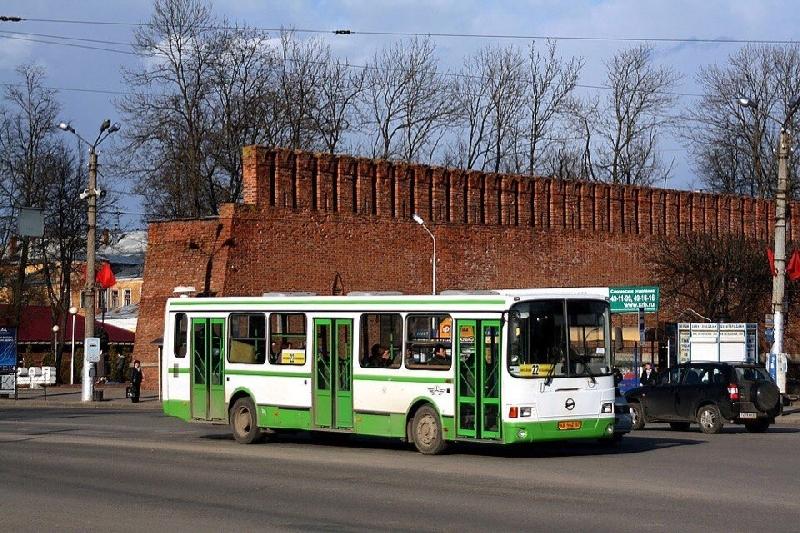 В Смоленске изменится автобусный маршрут №12