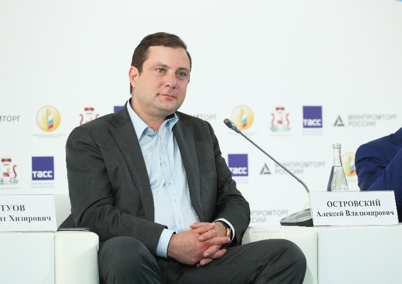 Алексей Островский: «Для современной Смоленщины агропромышленный комплекс – это локомотив экономики»