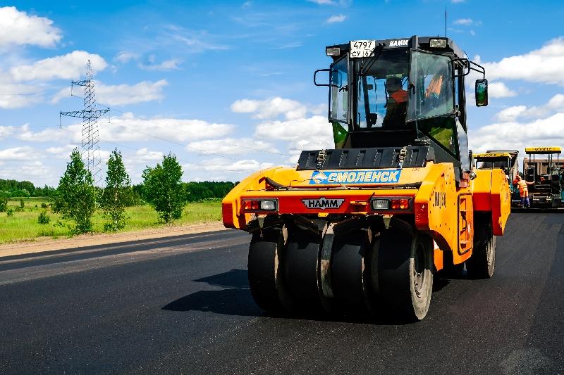 В Смоленской области отремонтируют более 100 километров федеральных дорог