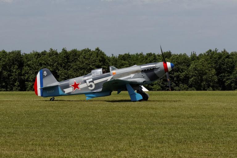 В Смоленской области нашли самолет полка «Нормандия-Неман», не вернувшийся после воздушного боя в 1943 году