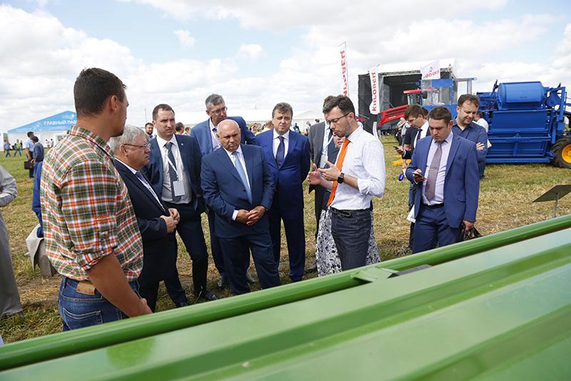 Как в Смоленской области прошел «Всероссийский День льняного поля-2018»