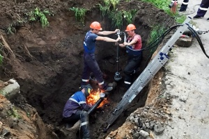 Стали известны подробности повреждения газопровода в Смоленске