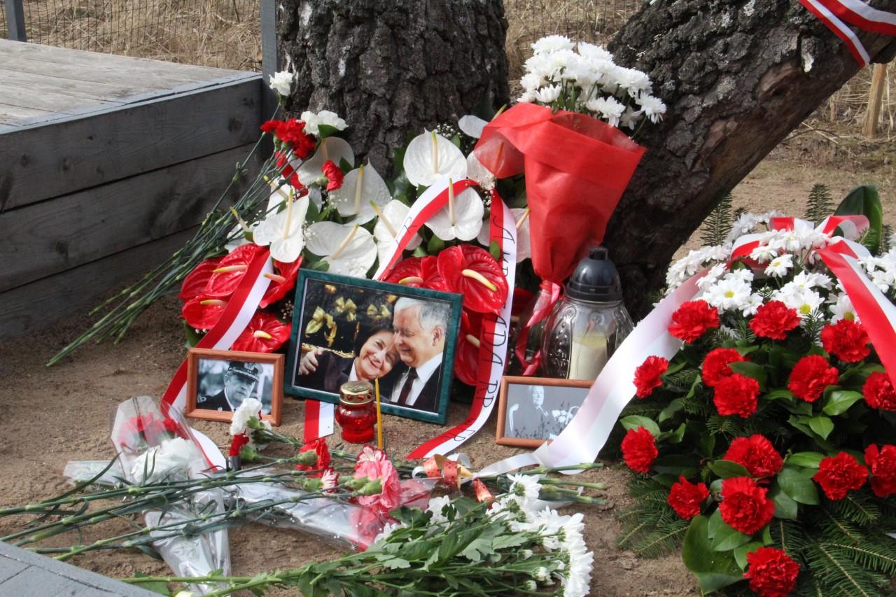 В Смоленской области польские следователи изучат обломки и место крушения борта №1