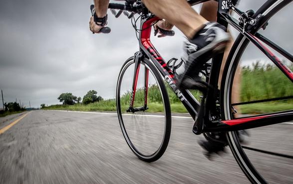 В Смоленске сбили подростка на велосипеде