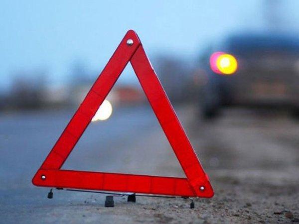 В Смоленской области на трассе М1 водитель иномарки сбил женщину