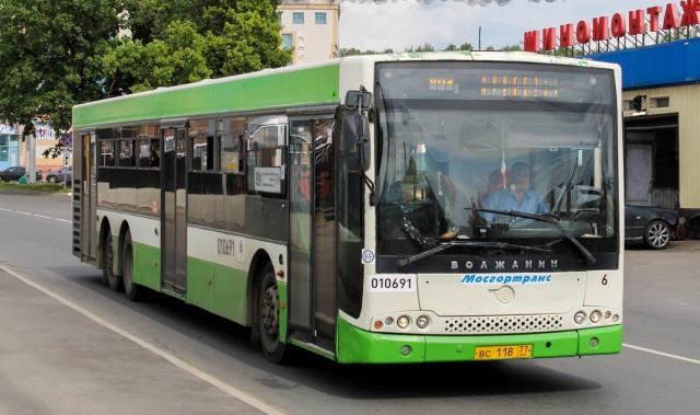 В Смоленске появятся автобусы без ступенек