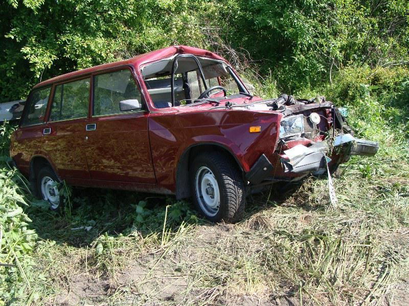 Неуступчивый водитель «Опеля» спровоцировал аварию под Смоленском