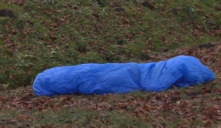 В Гагарине прохожие обнаружили труп