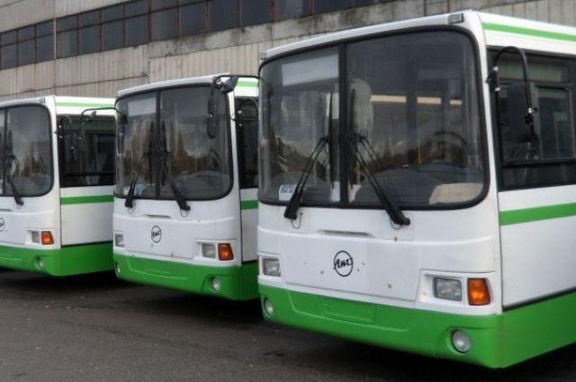 Смоленск получит 22 столичных автобуса