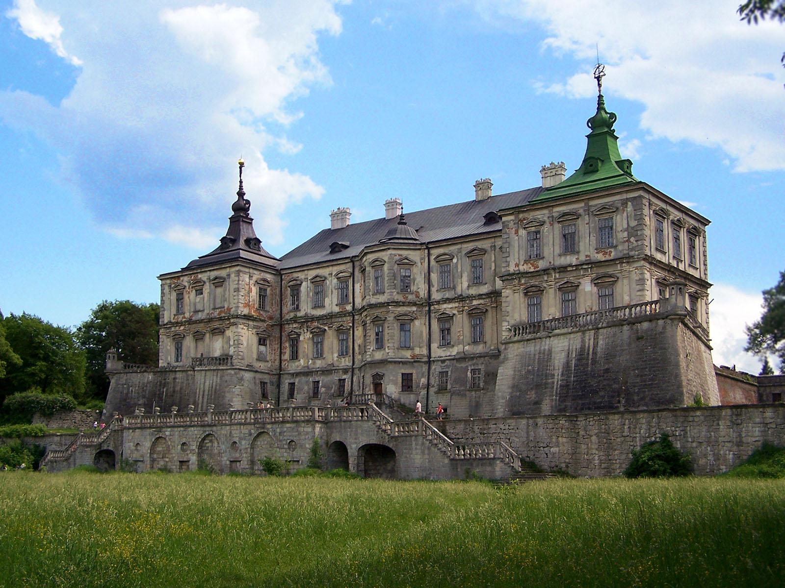 Свиржский замок (Украина, Львов)