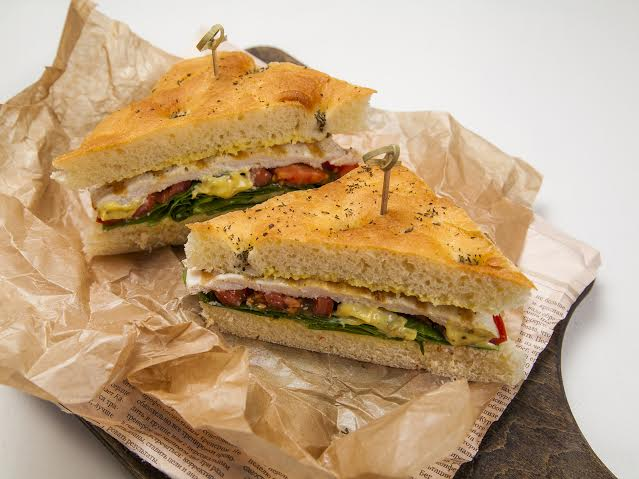 Американский сэндвич
