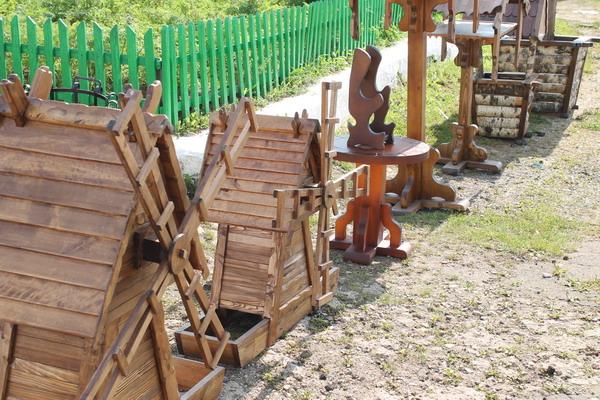 Смоленские осужденные занялись выпуском садовой мебели