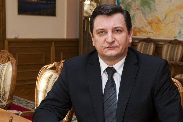 Игорь Ляхов избран председателем Смоленской областной Думы