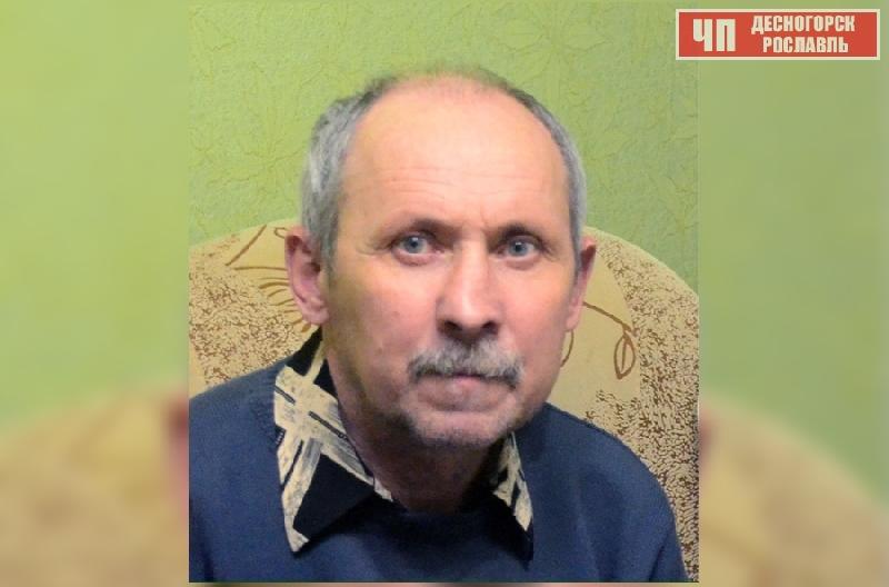 В Смоленской области вторые сутки ищут мужчину, который ушел из дома