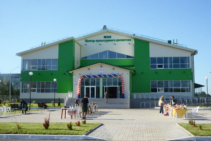 В Смоленской области открыли Центр культурного развития
