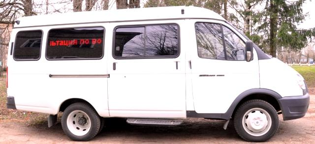 В какие районы Смоленской области приедет передвижной пункт ГИБДД