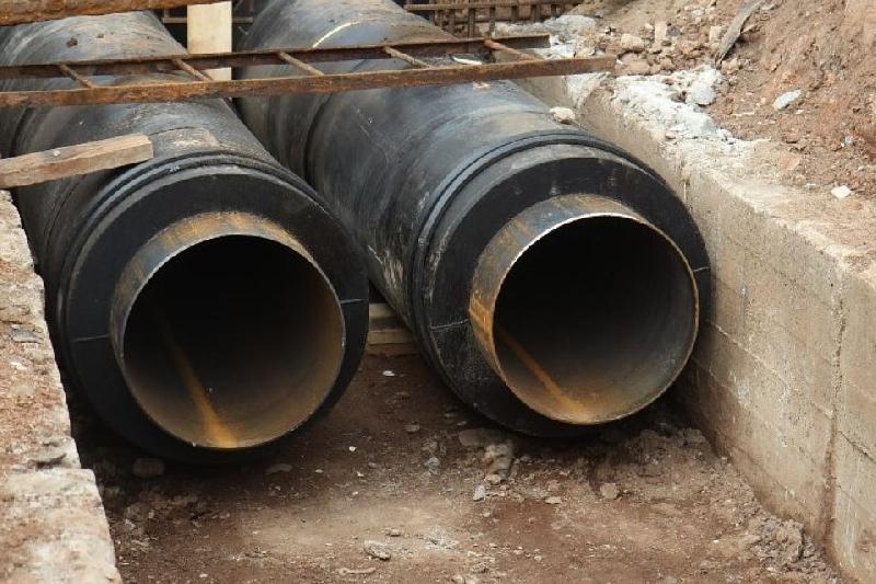 В Смоленске озвучили участки теплосетей, где затягивается ремонт
