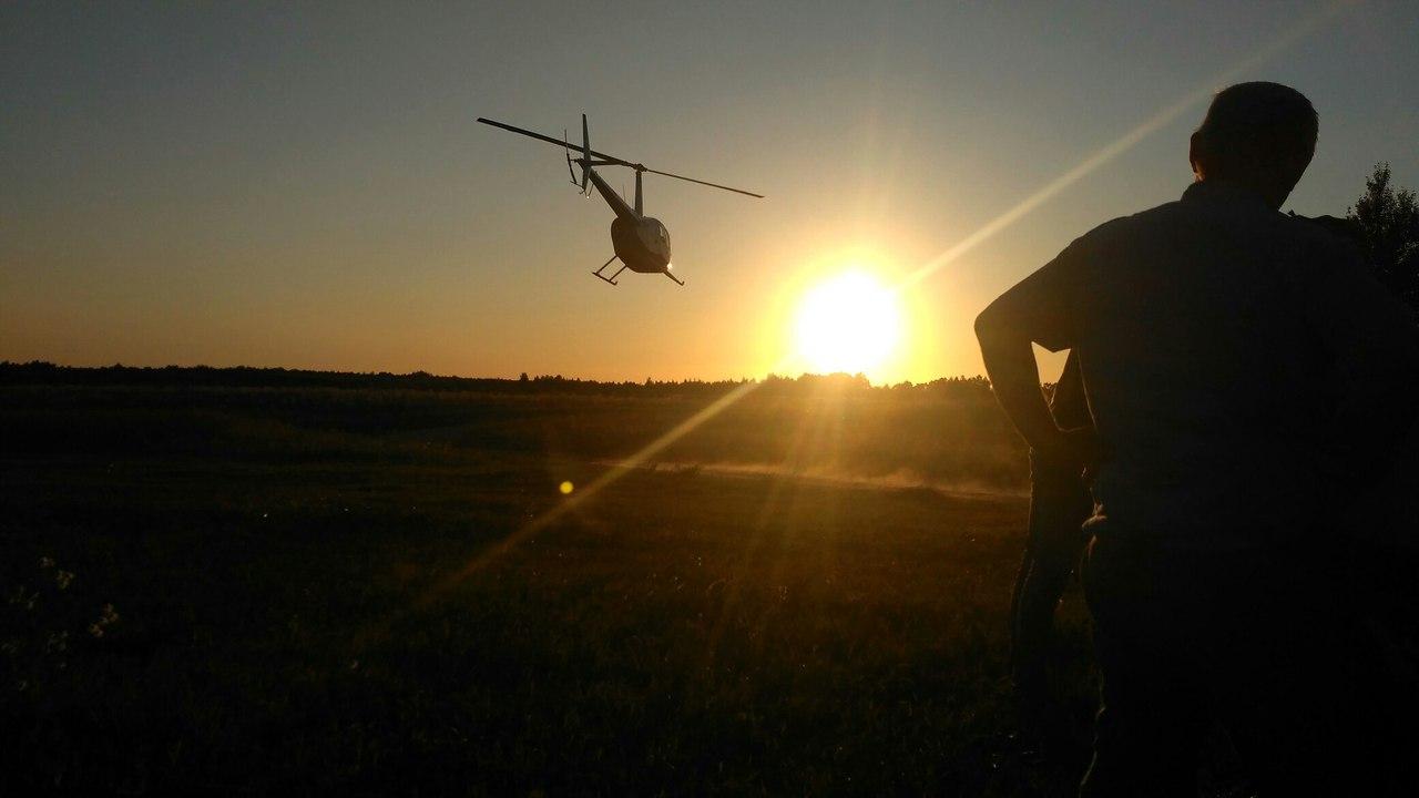 32-летний мужчина потерялся в лесу под Смоленском