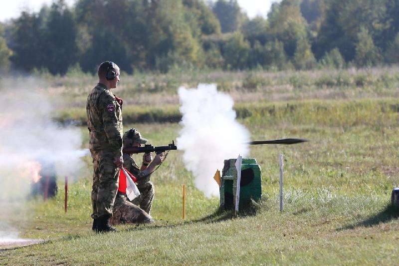 «Стрельба» под Смоленском. На полигонах области началась огневая подготовка