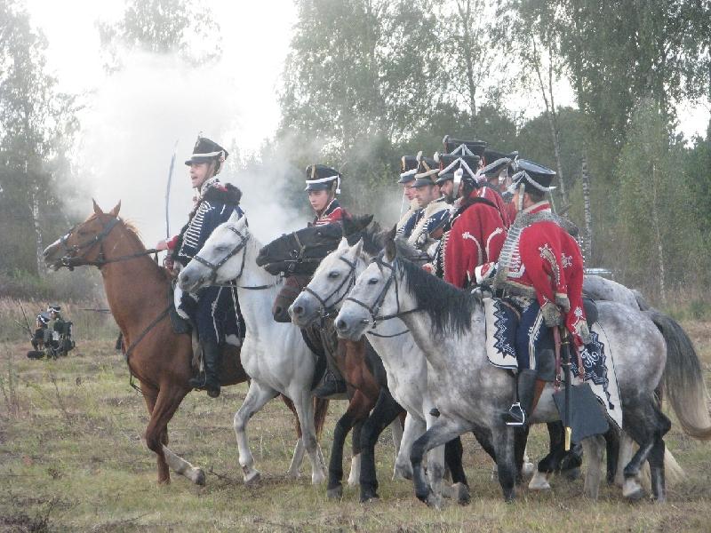206 лет спустя… В Смоленской области прошел фестиваль «Вяземское сражение»