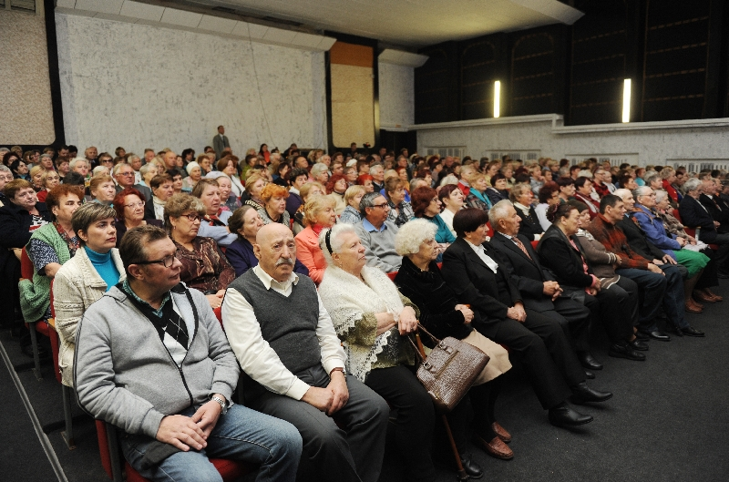 В Смоленской области отметили Международный день пожилых людей