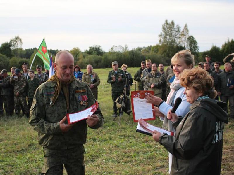 Нина Куликовских: «Сентябрь – особый месяц для смоленских поисковиков»