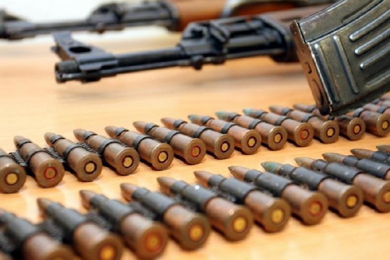 Полицейские задержали смолянина, хранившего оружие и боеприпасы
