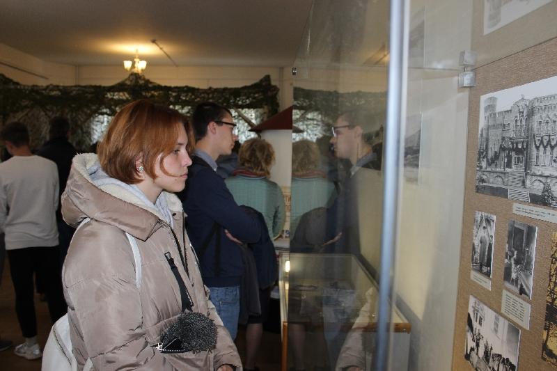 В Смоленске открылась выставка «Есть в городе моем музей…»