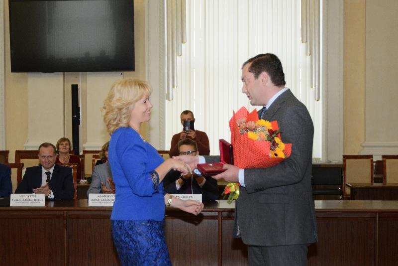 Смоляне получили государственные награды