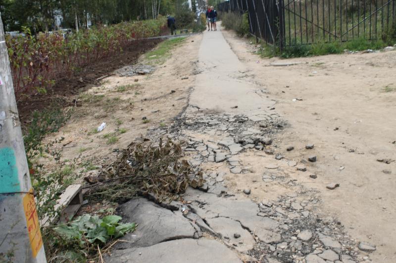 Активисты ОНФ обеспокоены низким качеством благоустройства дворов Смоленске