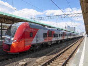 24 сентября изменится расписание «Ласточек», курсирующих между Смоленском и Москвой