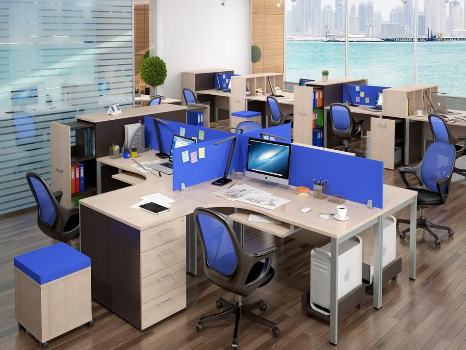 Офисная мебель. Выбор офисной мебели: указания для приобретения лучших моделей