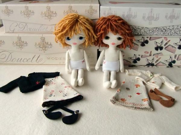 Бизнес идея: пошив кукол ручной работы